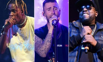 "Travis Scott, Maroon 5 y Big Boi dicen ""Sí"" al Super Bowl"