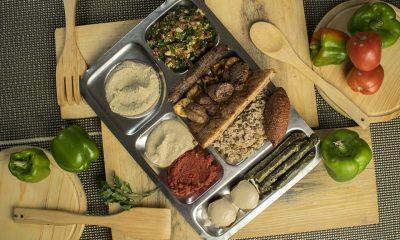 la cocina oriental esta hecha con corazón sano