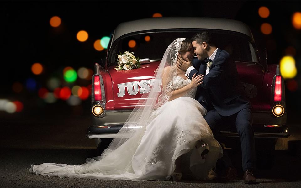 El día de la boda de Paolo Di Nunno y Andrea Leccese fue un día cargado de muchas emociones.