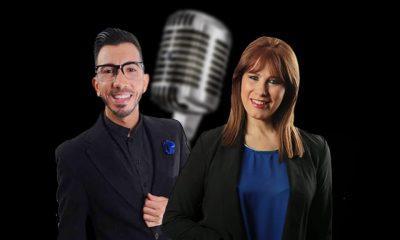 """""""Trabaja con tu voz"""" nos dicen Filippo Paredes e Yris Quijada"""