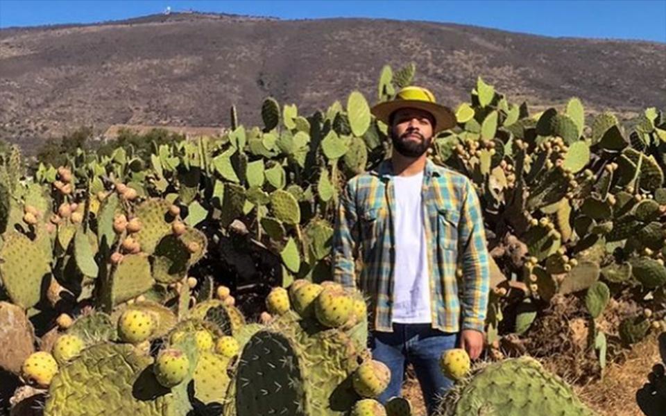 Eduardo Méndez muestra a Ciudad de México Queriendo en Público
